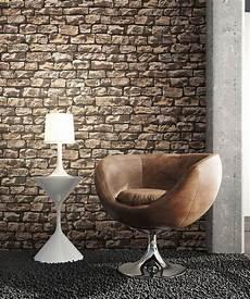 stein tapete wohnzimmer newroom vliestapete steintapete beige steintapete
