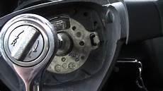 vw golf 5 tdi 2 0 lenkrad wechsel ausbau airbag ausbau