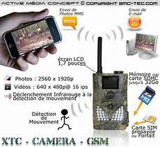 de surveillance gsm exterieur xtc gsm 233 ra et e mail waterproof