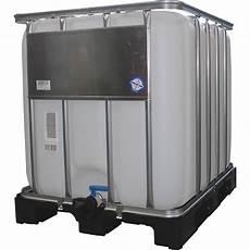 ibc tank 1000 l mit kunststoffpalette kaufen bei obi
