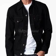 jual jaket levis warna hitam di lapak toko mucekil tokomucekil