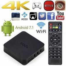android tv box mxq 7 1 s905w emmc 8go wifi kodi