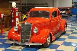 1935 Ford 5 Window Coupe W/ Rumble Seat For Sale