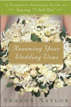 Wedding Vows Renewal Ideas