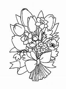 Malvorlagen Vatertag Xxi Ausmalbilder Bunter Blumenstrauss 1 Kostenlos Ausdrucken