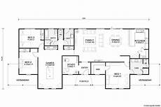 bundaberg modern queenslander floorplan floor plans