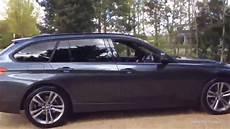 Bmw 3 Series 318i Sport Touring Grey 2016