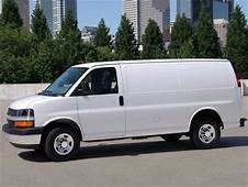 2011 Chevrolet Express 2500 Cargo  Pricing Ratings