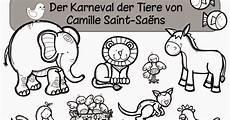 ideenreise arbeitsheft zum quot karneval der tiere quot