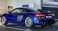 audi r8 bleu audi r8 to get turbo 2 9 liter v6 variant carscoops