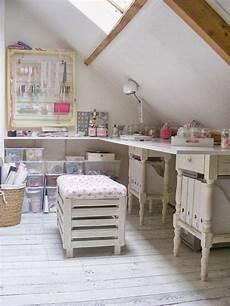 a creative attic craft room attic craft rooms craft