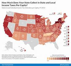 state and local individual income tax collections per