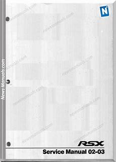free auto repair manuals 2003 acura rsx head up display acura rsx 2002 2003 service repair manual
