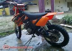 Mio Grasstrack by Modif Yamaha Crypton 1997 1999 Menjadi Motor