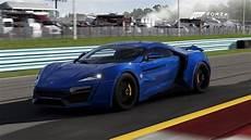 Forza Motorsport 6 2016 W Motors Lykan Hypersport