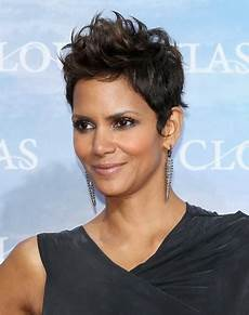 halle berry very short haircuts popular haircuts