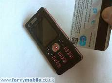 sony ericsson w880i sony ericsson w880i disassembly screen replacement and repair