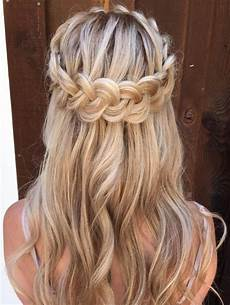 wedding hairstyles half up half down with braid 10 glamorous half up half down wedding hairstyles from