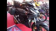 Supra Modif Touring by Modifikasi Gagah Honda Supra Gtr 150 Touring Style