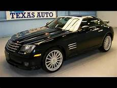 Preowned 2005 Chrysler Crossfire Srt 6 Dallas Tx