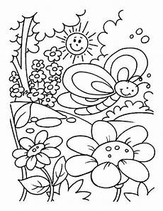 spring time coloring pages download free spring time coloring with images spring coloring