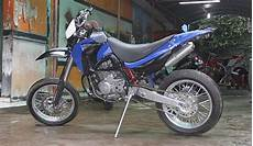 Scorpio Modif Supermoto scorpio modif supermoto 2012 gambar modifikasi motor