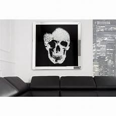 spiegel online bestellen schilderij spiegel schedel zwart 100cm online bestellen
