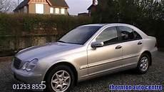 2003 mercedes c220 cdi classic se