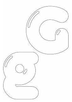 molde de letras mural letra g g collier moldes de letras letras pintadas y letras