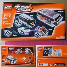 lego motor set new lego technic power functions motor accessory set 8293