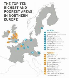 area top europe uk regions rank lowest in poverty compared to our closest
