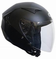 motorradhelm mit schwarzem visier jethelm helm motorradhelm rallox g240 schwarz matt mit