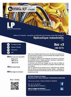 controle technique longwy hydraulique industrielle iut de longwy