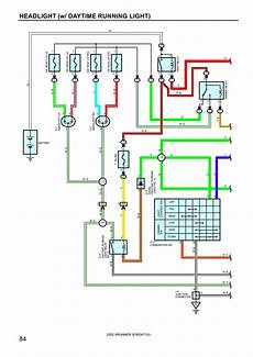 tacoma fog light wiring diagram collection