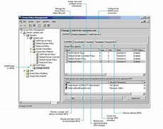 gpo console overview series advanced policy management