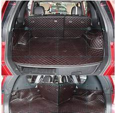special car trunk mats for nissan x trail t31 2013