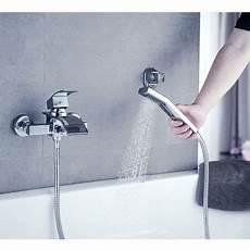 Badewannenarmatur Mit Handbrause Duschsysteme Duscharmatur