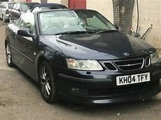 car owners manuals for sale 2004 saab 42072 instrument cluster saab 9 3 aero convertible 2004 2 0 petrol for sale headgasket gone in brixton london