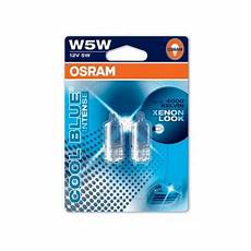osram cool blue 12v 5w 4200k w5w t10 zhapalang e