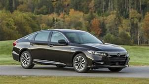 Honda Adds Sound To 2020 Accord Hybrids Electric Mode