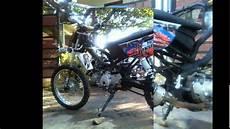 Modifikasi Motor Suzuki Smash by Garangnya Hasil Modifikasi Motor Bebek Suzuki Smash
