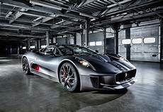 Bond Spectre To Jaguar C X75 It S The Baddie S