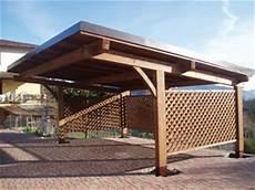 box per auto in legno tettoia auto in legno con tettoie e coperture per auto