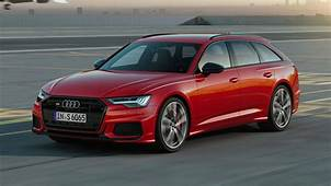 Audi S6 Avant And Saloon Review A Baby RS6  Top Gear