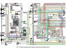 1975 Chevy Truck Transmission Diagram Wiring Forums