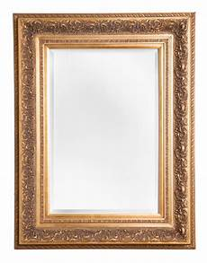 spiegel mit goldrahmen genova spiegel mit barockem goldrahmen kunstspiegel de
