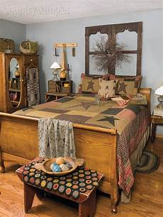 Country Decorating Ideas For Bedroom by Country Bedroom Country Sler Primitive