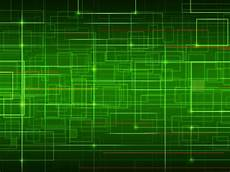 Abstract Wallpaper Green Background