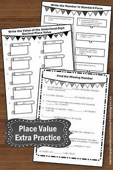 place value worksheets 5th grade with decimals 5362 5th grade place value worksheets standard form and expanded form decimals