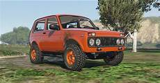 Lada Niva Bronto Classic Suv Gta5 Mods